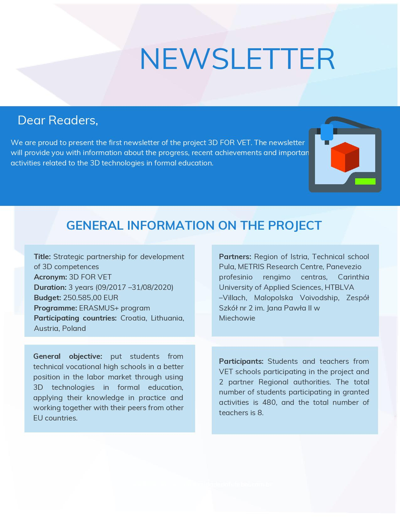 Newsletter 1 page 001